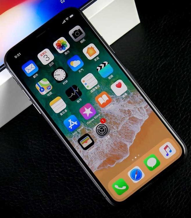苹果iPhone X(全网通)评测视频